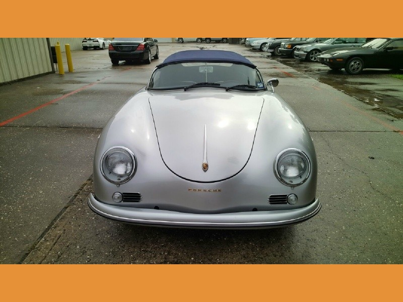 Porsche Speedster (replica) 1965 price $0