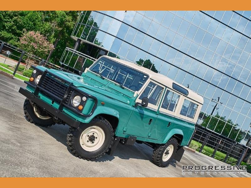 Land Rover DEFENDER 1983 price $64,850
