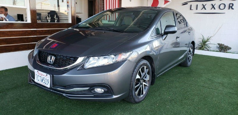 Honda Civic Sdn 2013 price $9,499