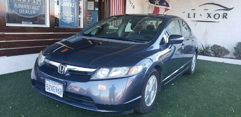Honda Civic Hybrid 2007 price $4,999