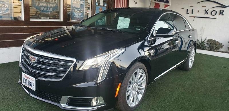 Cadillac XTS 2019 price $25,500