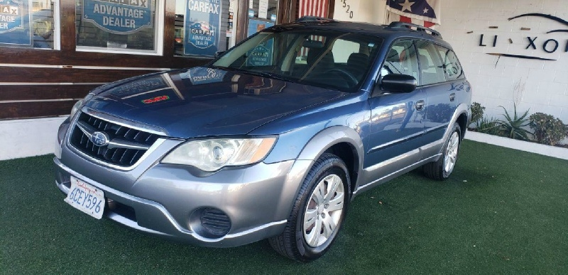 Subaru Outback (Natl) 2008 price $4,700