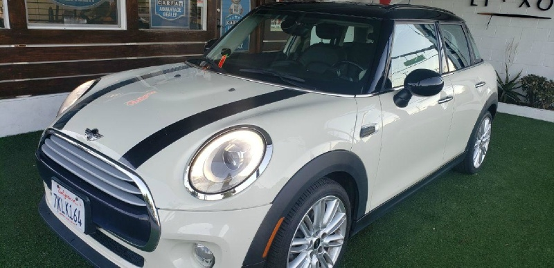 Mini Cooper Hardtop 4 Door 2015 price $10,999
