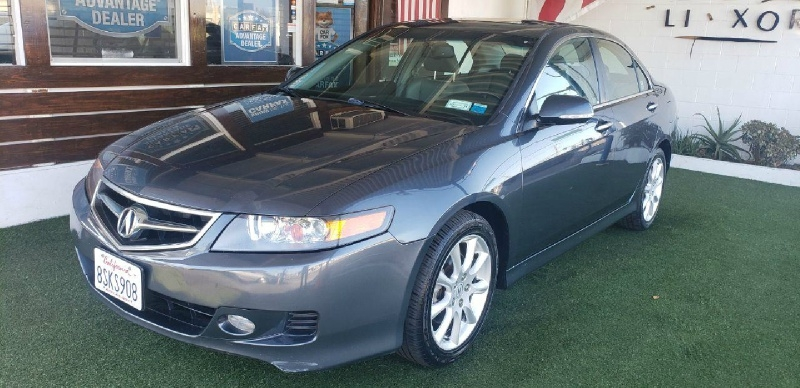 Acura TSX 2007 price $5,999