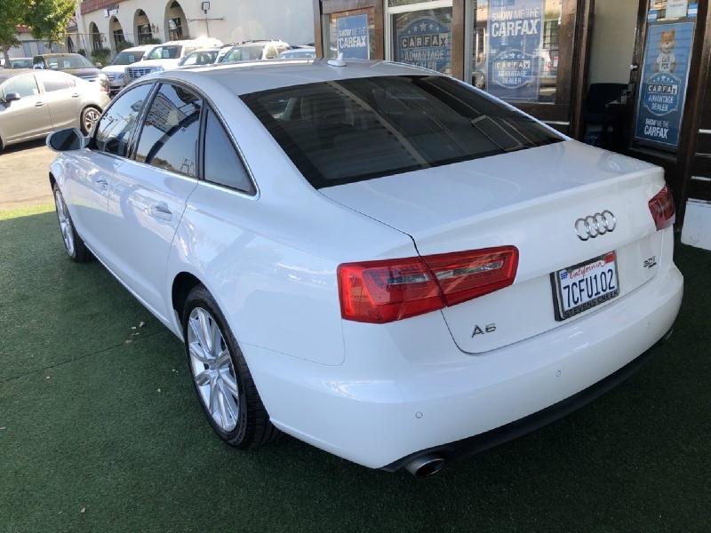 Audi A6 2014 price $16,450