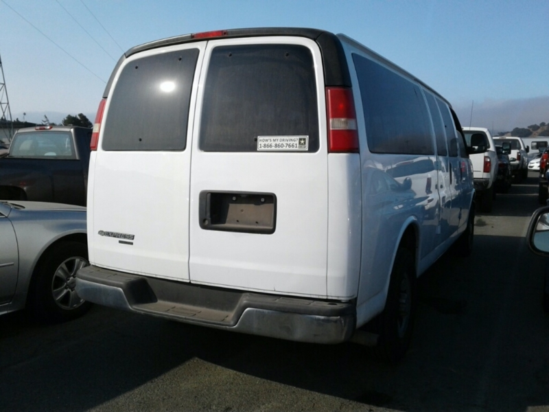 Chevrolet Express Passenger 2014 price $14,999