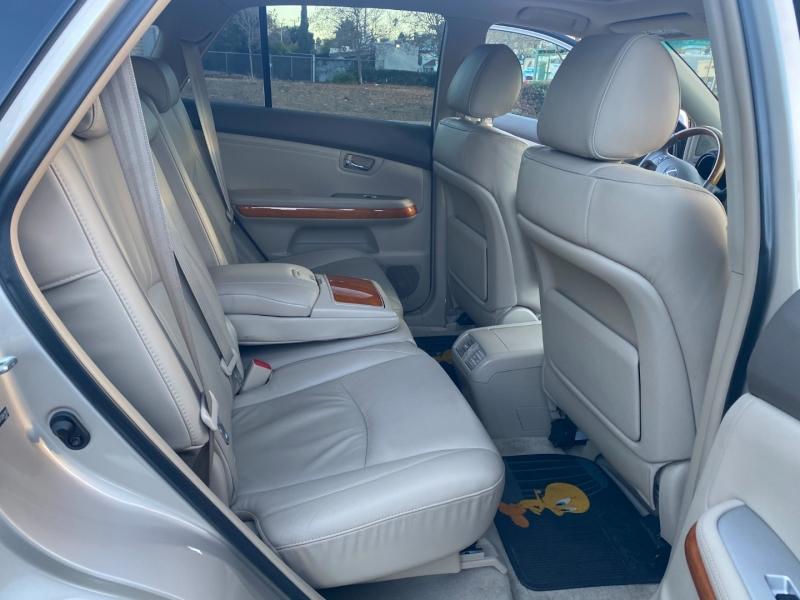 Lexus RX 350 2007 price $8,500