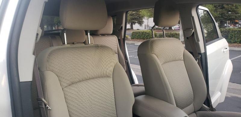 Dodge Journey 2012 price $11,599