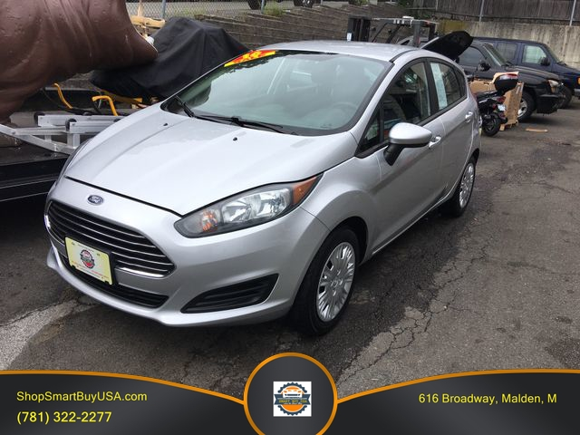 Ford Fiesta 2016 price $7,450