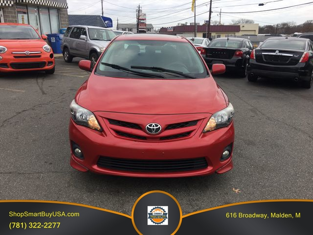 Toyota Corolla 2013 price $9,450