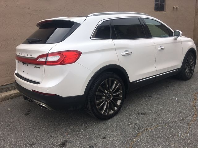 Lincoln MKX 2016 price $13,950