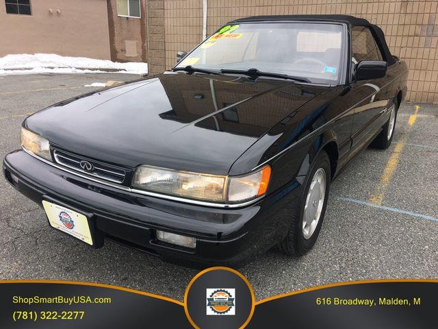 INFINITI M 1992 price $6,450