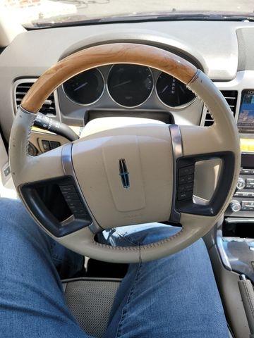 Lincoln MKZ 2012 price $9,450
