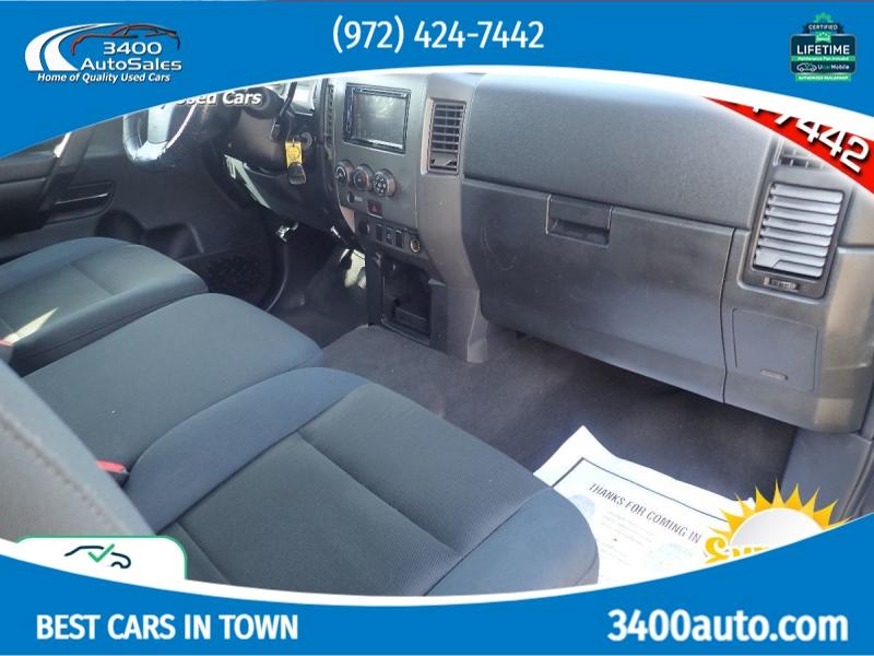 Nissan Titan 2009 price $14,999