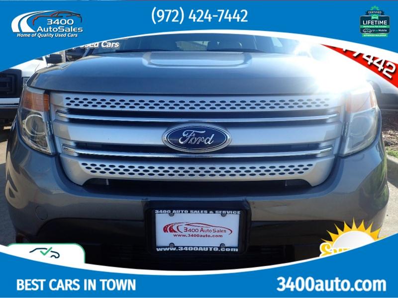 Ford Explorer 2011 price $12,245