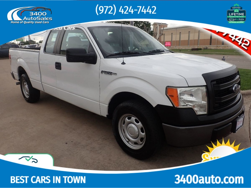Ford F-150 2013 price $15,185
