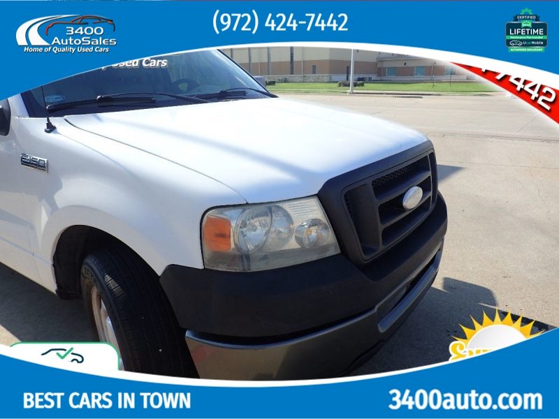 Ford F-150 2007 price $10,285