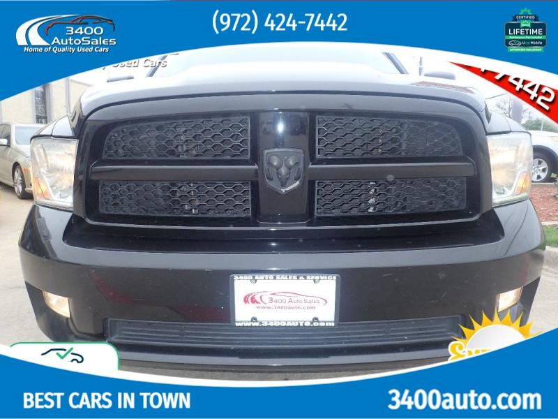 RAM 1500 2012 price $20,575