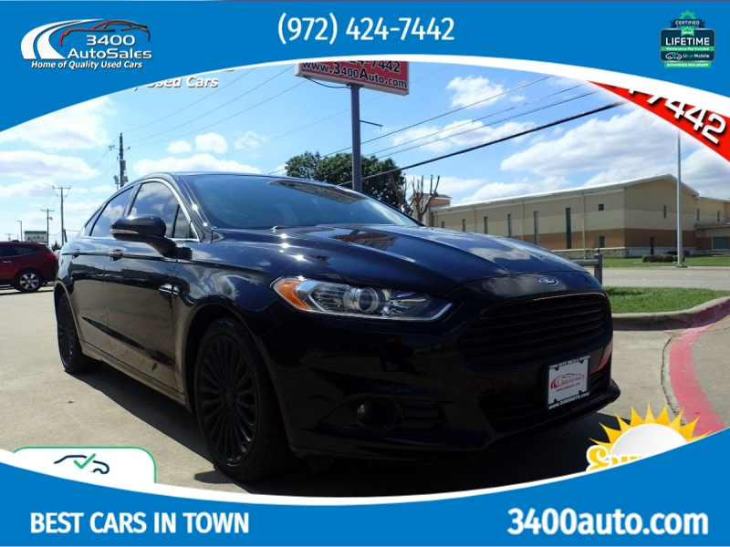 Ford Fusion 2016 price $15,185