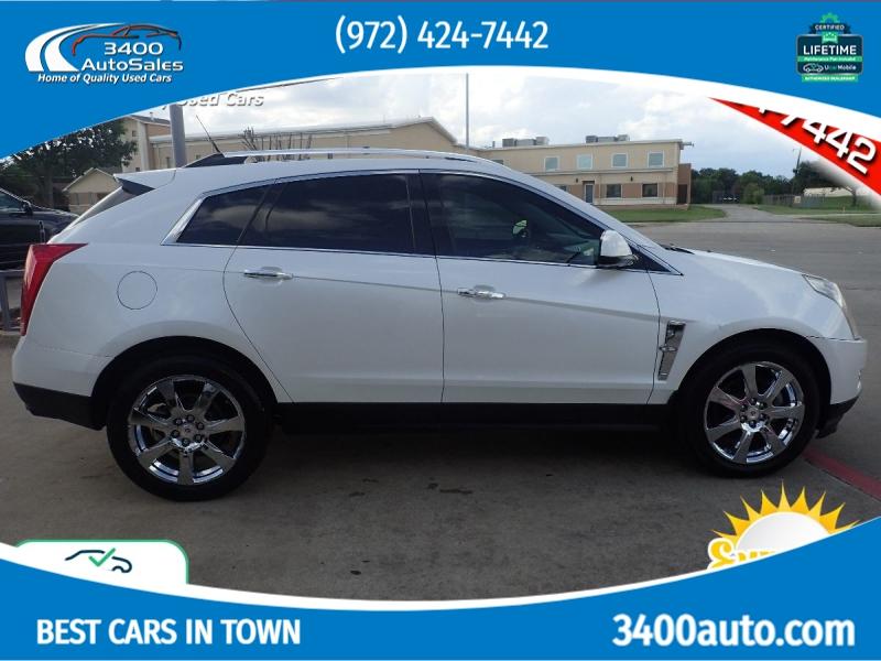 Cadillac SRX 2011 price $10,775