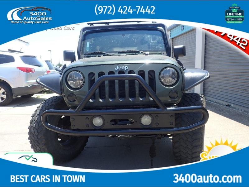 Jeep Wrangler 2008 price $17,635
