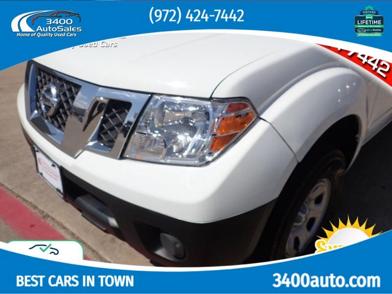 Nissan Frontier 2014 price $10,775