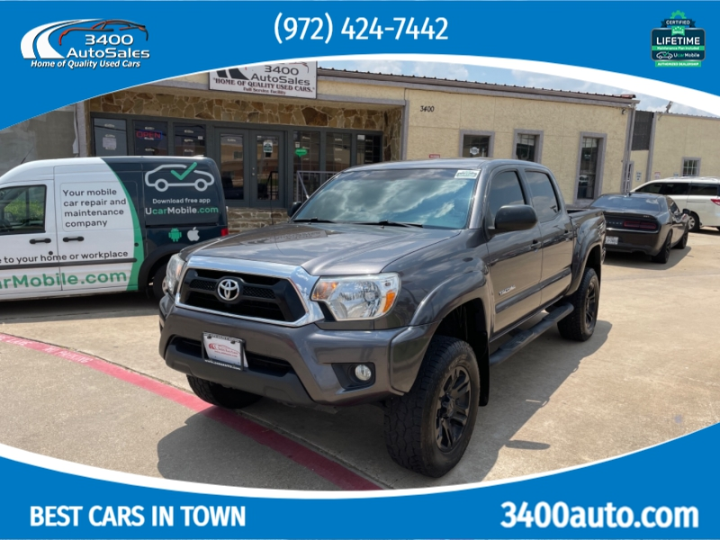 Toyota Tacoma 2015 price $25,899