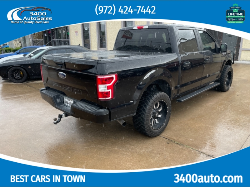 Ford F-150 2020 price $45,000