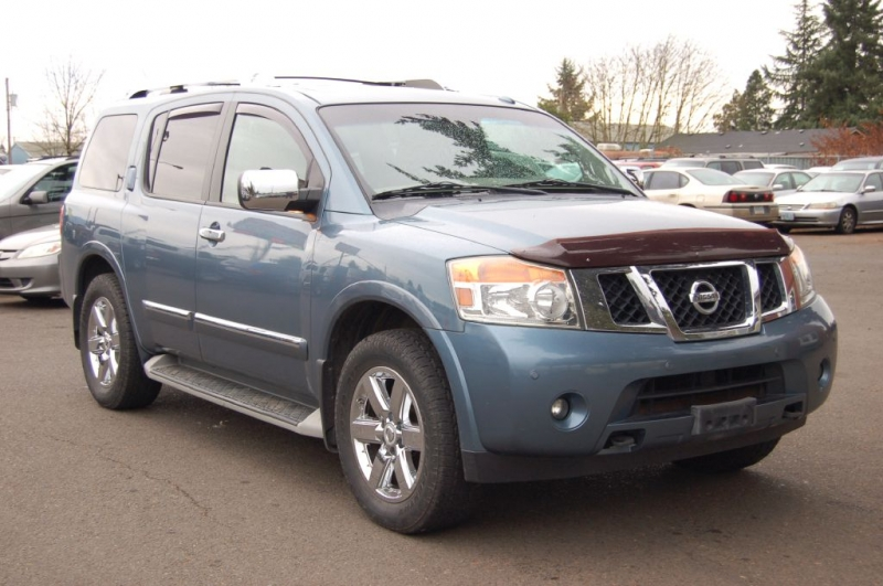 NISSAN ARMADA 2011 price Call for Pricing.