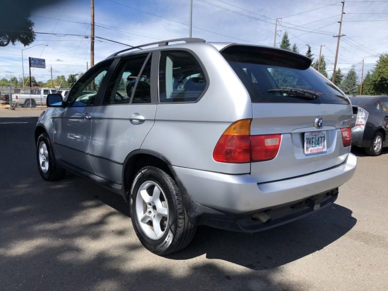 BMW X5 2003 price $5,500