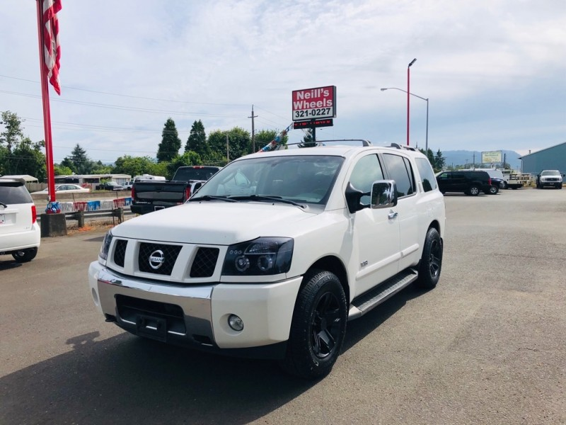 NISSAN ARMADA 2006 price Call for Pricing.
