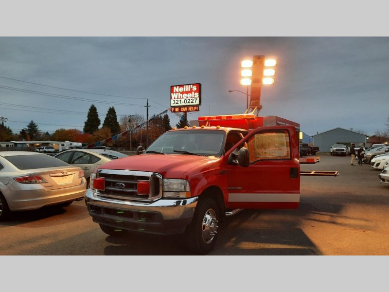 FORD F550 2004 price $21,995