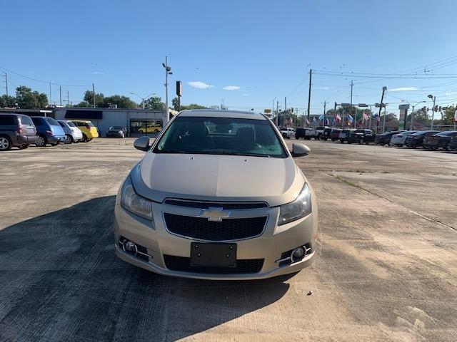 Chevrolet Cruze 2012 price $4,500