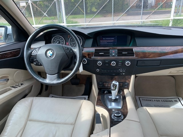 BMW 5-Series 2009 price $6,500
