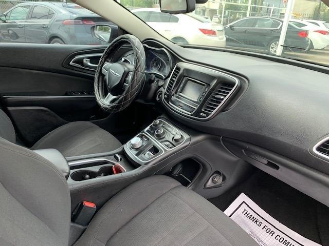 Chrysler 200 2015 price $7,500