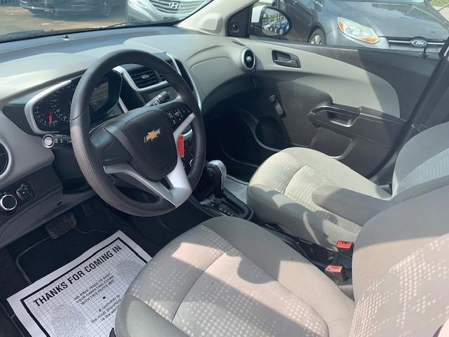 Chevrolet Sonic 2019 price $9,500
