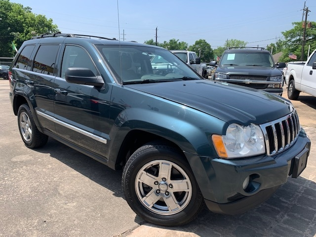 Jeep Grand Cherokee 2005 price $4,900