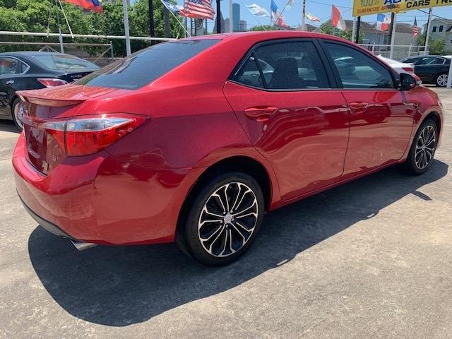 Toyota Corolla 2015 price $11,900