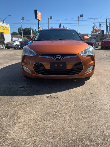 Hyundai Veloster 2012 price $5,500