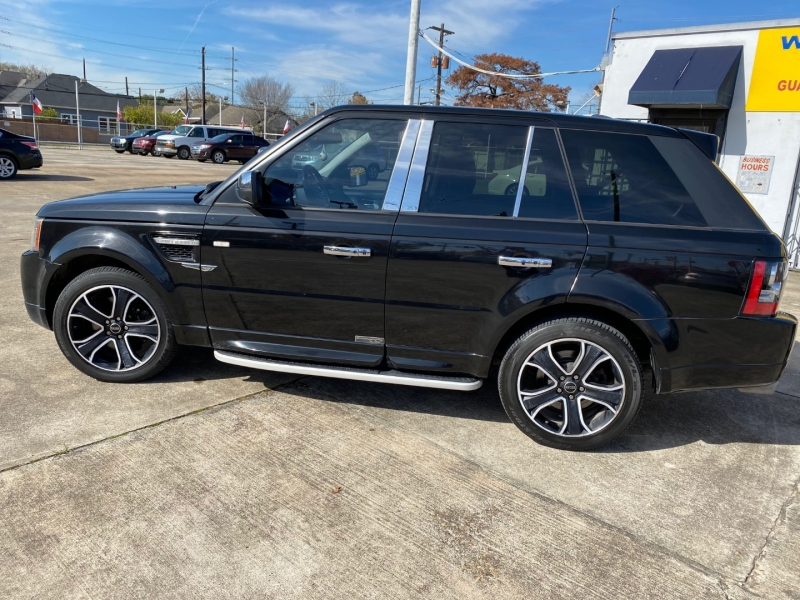 Land Rover Range Rover Sport 2013 price $19,500