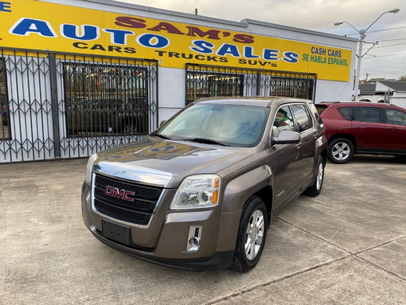 GMC Terrain 2011 price $7,400