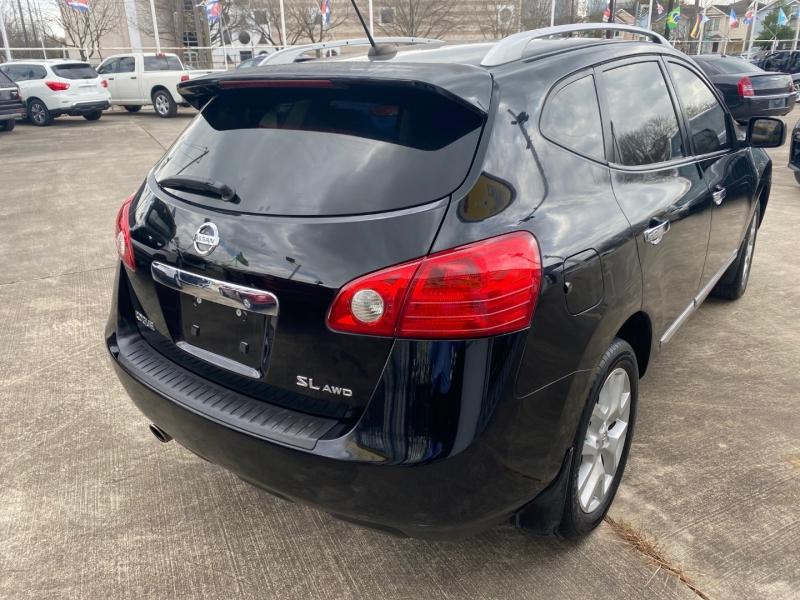 Nissan Rogue 2011 price $5,500