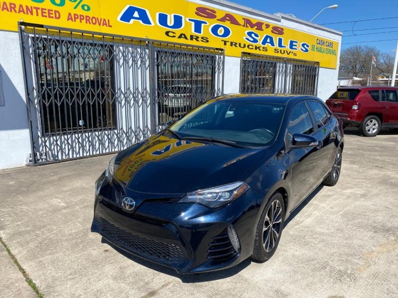 Toyota Corolla 2017 price $11,999