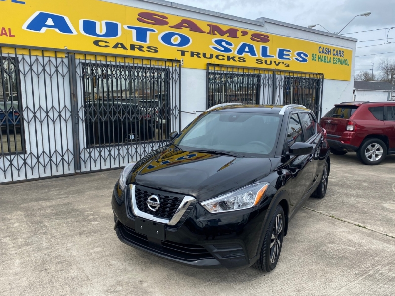 Nissan Kicks 2020 price $14,990