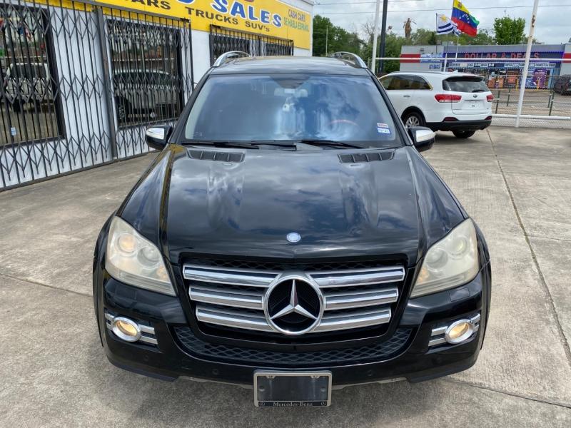 Mercedes-Benz GL-Class 2009 price $8,999