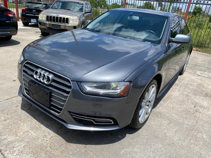 Audi A4 2016 price $15,500