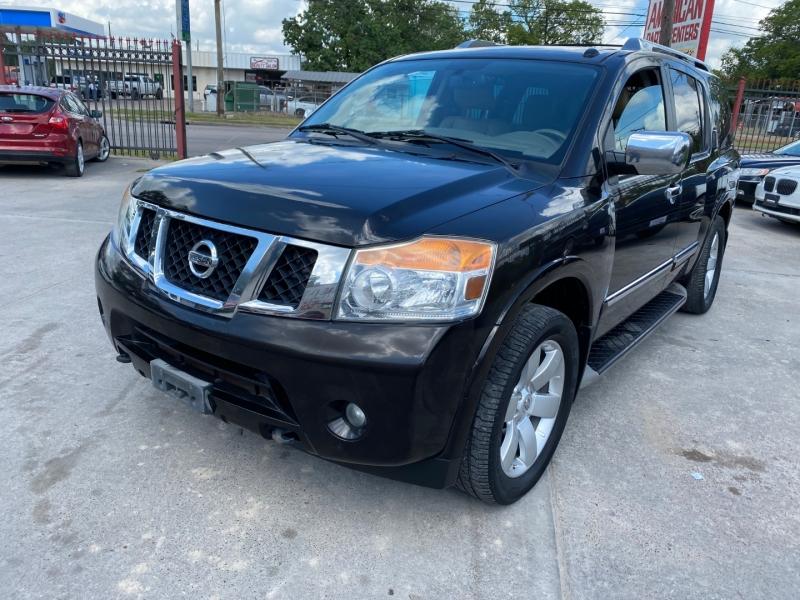 Nissan Armada 2012 price $12,400