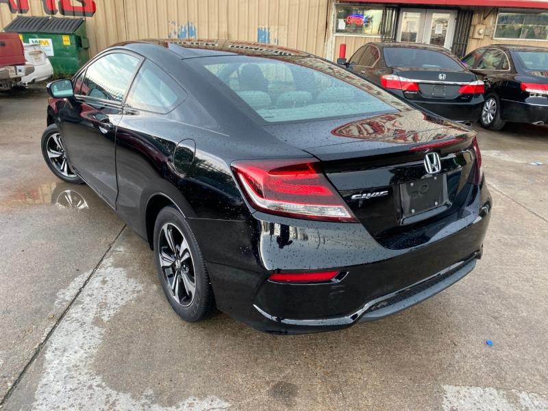 Honda Civic Coupe 2015 price $11,900