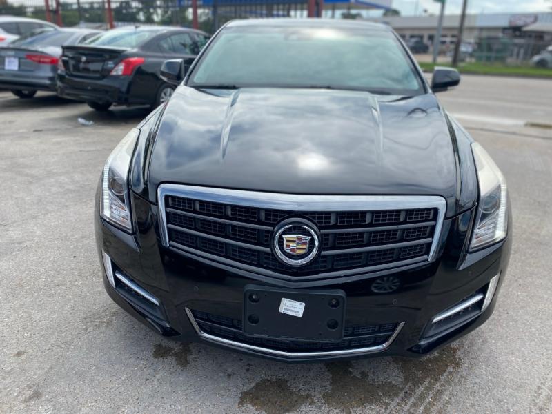 Cadillac ATS 2014 price $13,900