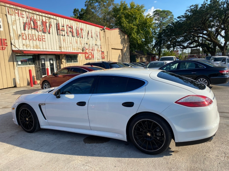 Porsche Panamera 2013 price $24,990
